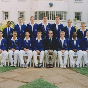 2000 - Cricket 1sts